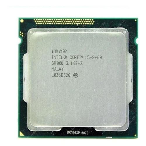 Imagem 1 de 4 de Processador Core I5 2400 Lga 1155 3.1 I5 Ghz + Pasta Termica