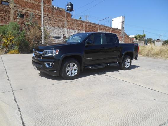 Chevrolet Colorado 4x4 2016 En Muy Buen Trato