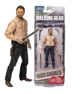The Walking Dead Mcfarlane Temporada Figuras Deluxe Muñeco