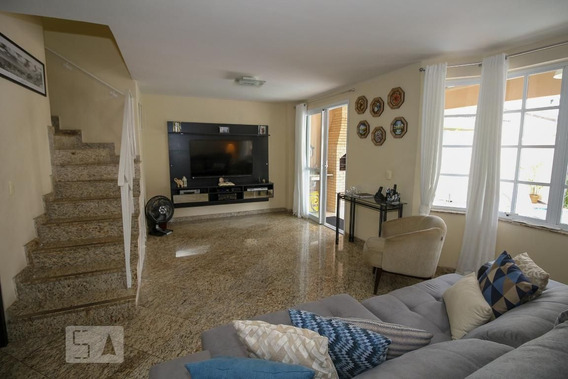Casa Com 4 Dormitórios E 3 Garagens - Id: 892985109 - 285109