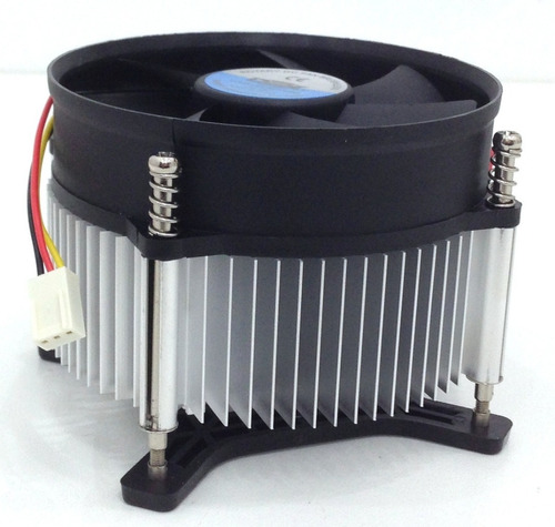 6 Cooler P/processador Intel Socket 775 Lga Dual Core