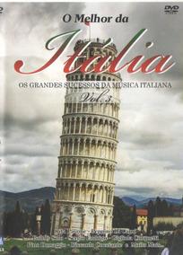 Dvd - O Melhor Da Itália - Os Grandes Sucessos Vol 3
