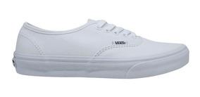 Tênis Vans Classic U Authentic True White Branco