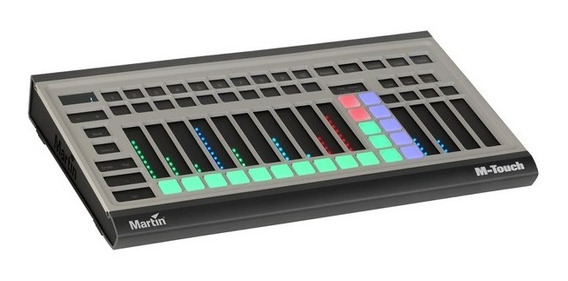 Console Martin M Touch Lighting Dimmers E Controllers