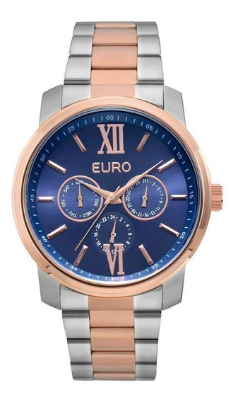 Relógio Feminino Euro Eu6p29aketd/5a