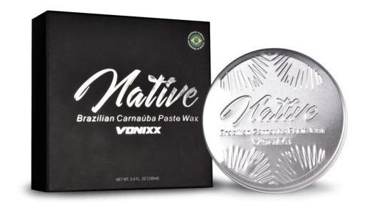 Native Paste Wax 100ml Vonixx