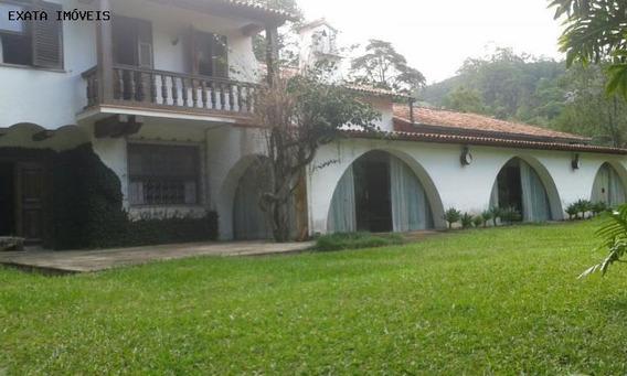 Sítio Para Venda Em Teresópolis, Posse, 8 Dormitórios - 477