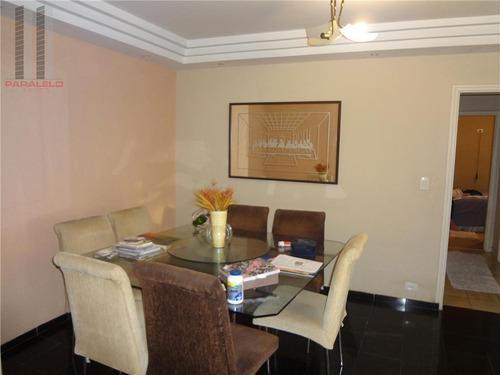 Apartamento À Venda, 100 M² Por R$ 780.000,00 - Tatuapé - São Paulo/sp - Ap1229