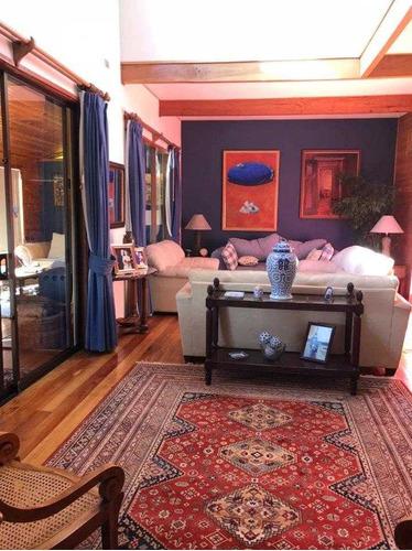 Maravillosa Casa Con  290 M2 Y 5.002 De Terreno