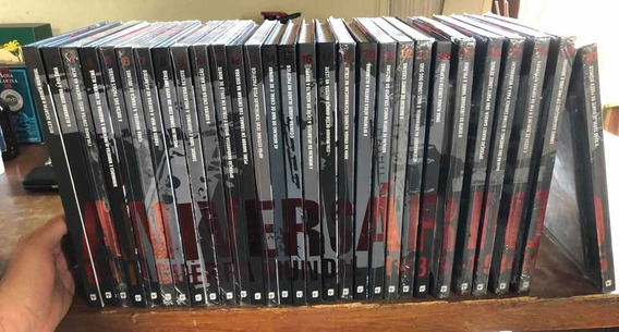 Coleção 70 Aniversário Ii 2a Guerra Mundial 29 Dvds E Livros