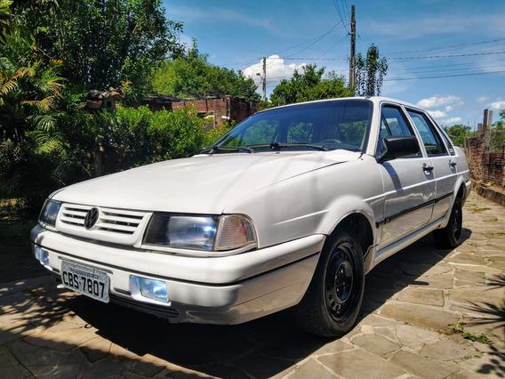 Volkswagen Santana 2.0 Branco 1997