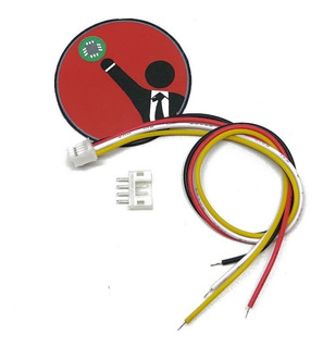 Set Conector Cable Macho Hembra 4 Pines Ph 2.0mm Arduino