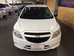 Chevrolet Onix 1.0 Joy Completo 2017 Branco