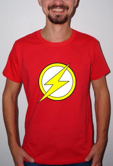 Baby Look Ou Camiseta Flash Logo