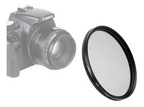 Filtro Polarizador Circular Cpl Objetiva Para Lente 67mm