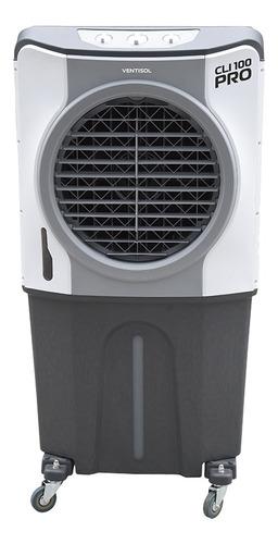 Climatizador De Ar Portátil 210w 100l 60m² Ventisol