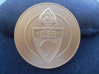 Medalha Universidade Fed. R.g. Sul 1934 Gigante 60mm-109grs
