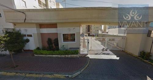 Imagem 1 de 13 de Apartamento Próximo Ao Centro Com Suíte Por R$ 174.500 Mil - Vila Urupês - Suzano/sp - Ap0045