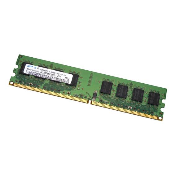 Memoria Ram 2gb Ddr2 800mhz Ddr2 Pc 6400u
