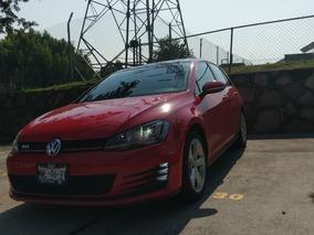 Volkswagen Golf Gti 2.0 T Piel At