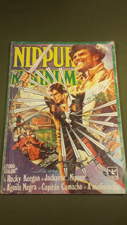 Nippur Magnum Nº 20 Edit. Columba Argentina Julio 1981