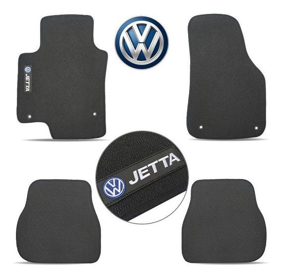 Tapete Automotivo Exclusive 4 Peças Volkswagen Jetta 11/20