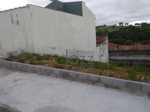 Belo Terreno À Venda, 250 M² Por R$ 160.000 - Jardim Morumbi - Itatiba/sp - Te1470