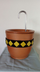 Bebedouro Para Gato Ceramica Tipo Fonte