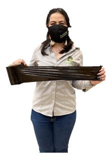 P Plástico Vinipel Strecht Negro 12,5cm De Alto