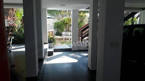 Imagem 1 de 21 de Casa Com 4 Dormitórios À Venda, 315 M² Por R$ 1.200.000,00 - Piratininga - Niterói/rj - Ca0360