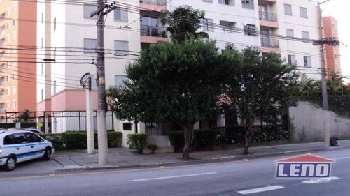 Apartamento Com 3 Dormitórios À Venda, 64 M² Por R$ 350.000,00 - Tatuapé - São Paulo/sp - Ap0142