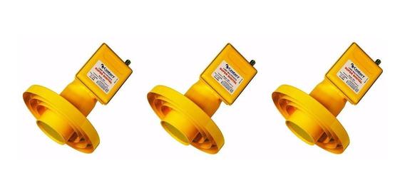 Kit C/ 2 Monoponto+1 Multiponto Century Super Digital
