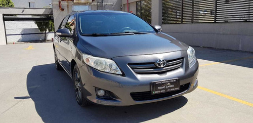 Imagem 1 de 14 de  Toyota Corolla Sedan Xei 1.8 16v (flex) (aut)