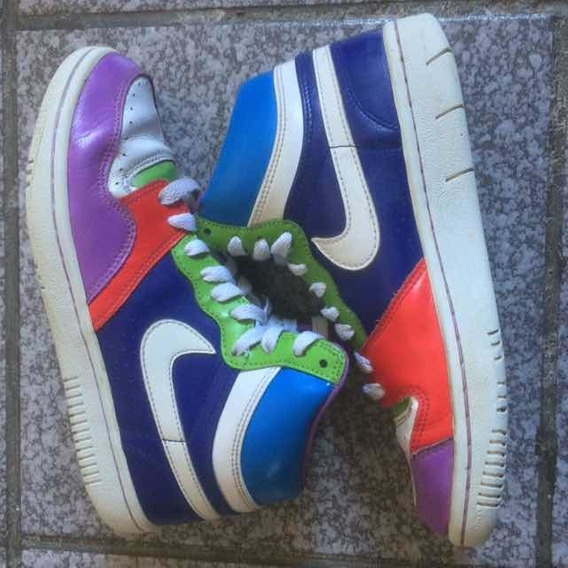 Nike Infantil Colorido
