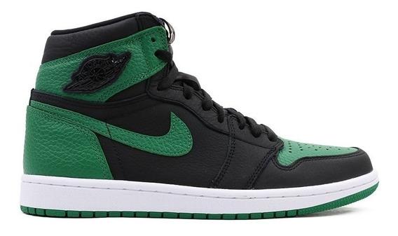 Air Jordan 1 Retro High Og Pine Green 3 4 5 6 11 12 Low Mid