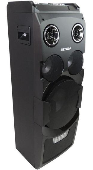 Caixa De Som Benoá Bna-w5 60w Bluetooth Usb Com Controle