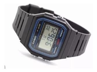 Relógio De Pulso Original Casio F-91 W