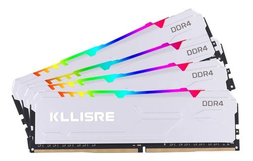 Imagem 1 de 4 de Memória Kllisre Ddr4 2x8gb 2666 Mhz