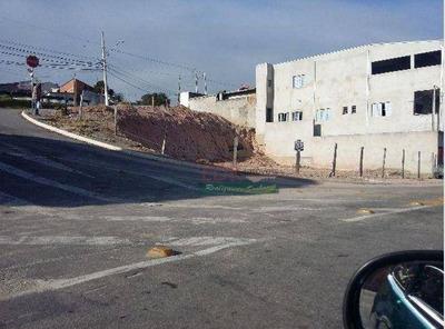 Terreno Residencial À Venda, Campos De São José, São José Dos Campos. - Te0687