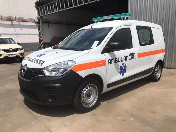 Renault Kangoo Ambulancia 50% A Tasa 0% Jmsr