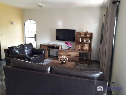 Casa Com 2 Dormitórios, 286 M² - Venda Por R$ 350.000,00 Ou Aluguel Por R$ 1.200,00/mês - Campo Grande - Rio De Janeiro/rj - Ca1311
