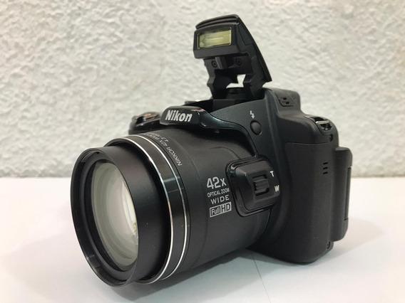 Camera Nikon Coolpix P520 *ler Descrição*