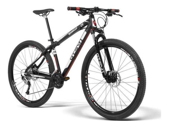 Bicicleta Aro 29 Gts Acera 27v Freio Hidráulico E Trava