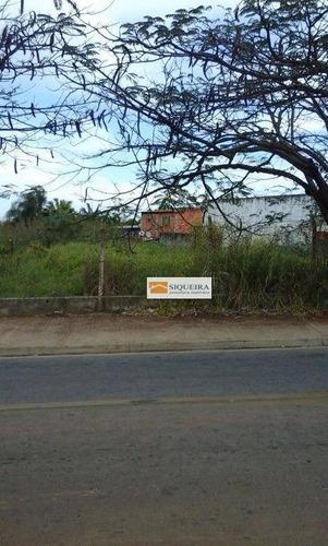 Terreno Comercial À Venda, Caguaçu, Sorocaba. - Te0013