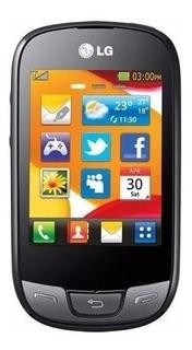 Celular LG T510 T 510 Vitrine Sem Caixa Sem Manual Original