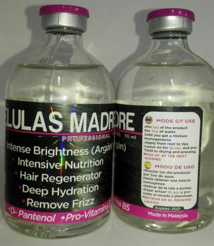 Ampolla Células Madre X110ml Para  Cabello Seco Envió Gratis