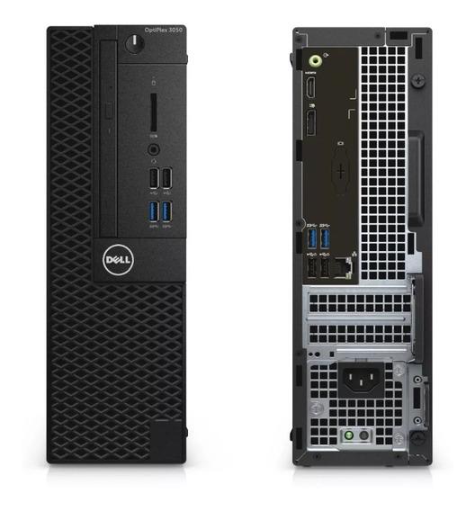 Dell 3050 Mini - Core I3 7a. - 4gb - Hd 500gb - Mostruário!