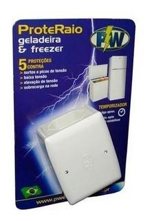 3 Protetores Contra Queda De Energia Geladeira E Freezer 127