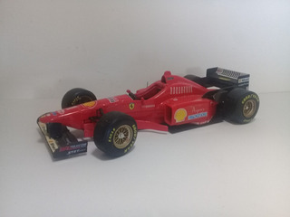 Miniatura F1 Ferrari 1996 Schumacher Maisto - 1:20