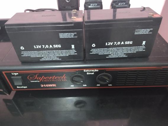 Bateria Selada 12v